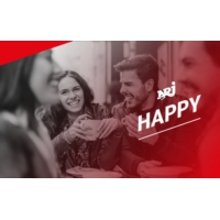 Logo de la radio Energy - Happy