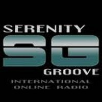 Logo of radio station Serenity groove radio