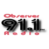 Logo of radio station Observer Radio