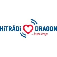 Logo of radio station Hitrádio Dragon
