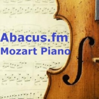 Logo of radio station Abacus.fm - Mozart Piano