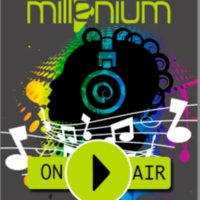 Logo of radio station MILLENIUM LIVE