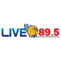 Logo of radio station Live 89.5 FM