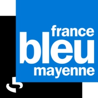 Logo of radio station France Bleu Mayenne