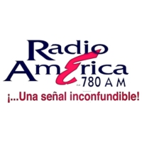 Logo of radio station Radio America 780 AM
