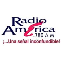 Logo de la radio Radio America 780 AM