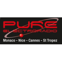 Logo of radio station PURE ELECTRORADIO