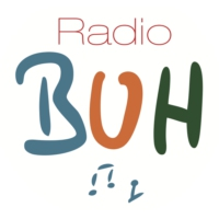 Logo of radio station Radio BUH