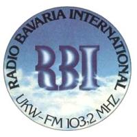 Logo of radio station Radio Bavaria International
