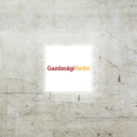 Logo of radio station Gazdasagi Radio