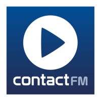 Logo of radio station Contact FM