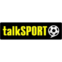 Logo of radio station TalkSport