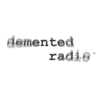 Logo of radio station Demented Radio