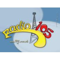 Logo of radio station Radio 105 Bombarder