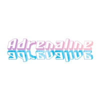 Logo of radio station ADRENALINE