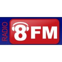 Logo of radio station Radio 8FM 93.9