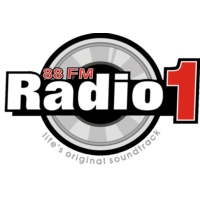 Logo of radio station Radio1 88 FM DANCE