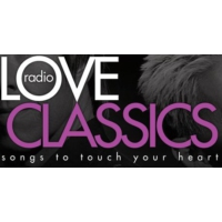 Logo of radio station Love classics
