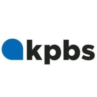 Logo of radio station KPBS