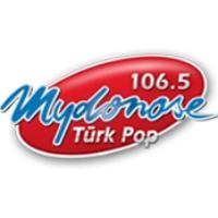 Logo de la radio Mydonose Turk Pop
