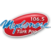 Logo of radio station Mydonose Turk Pop