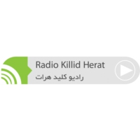 Logo of radio station Radio Killid Herat