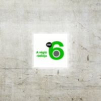Logo de la radio MR6 Pecs Radio