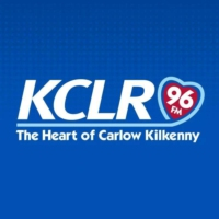 Logo of radio station KCLR 96FM