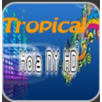 Logo of radio station Hola NY HD Tropical