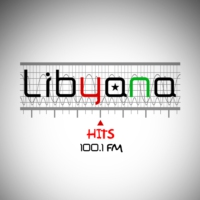 Logo of radio station LibyanaHits FM 100.1