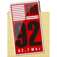 Logo of radio station Radio 92 FM