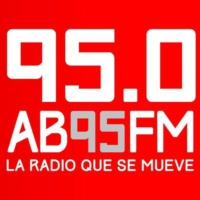 Logo of radio station AB 95FM