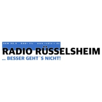 Logo of radio station Radio Rüsselsheim