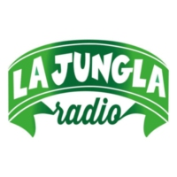 Logo of radio station La Jungla Radio