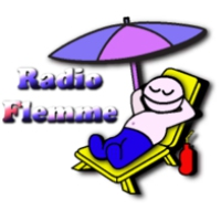 Logo of radio station Radio Flemme