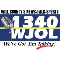 Logo of radio station 1340 WJOL