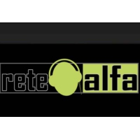 Logo of radio station Rete Alfa
