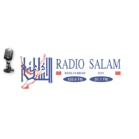 Logo of radio station Radio Salam