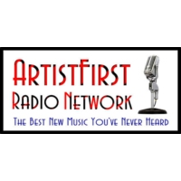 Logo of radio station Artist First Radio