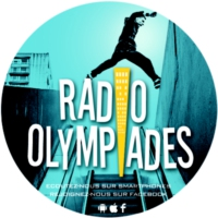 Logo of radio station Radio Olympiades