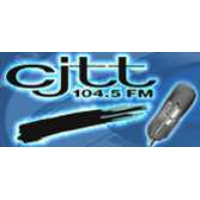 Logo of radio station CJTT