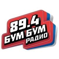 Logo de la radio Бум Бум Радио 89,4