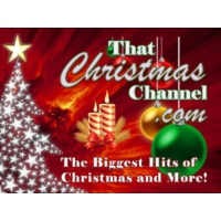 Logo of radio station That Christmas Channel