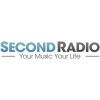 Logo of radio station SecondRadio