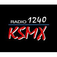 Logo of radio station KSMX 1240