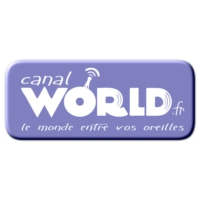 Logo of radio station Canal World & Lounge