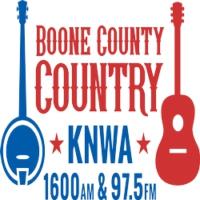 Logo of radio station KNWA-AM