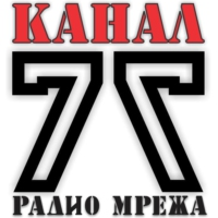 Logo de la radio Радио Мрежа Канал 77