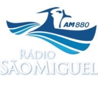 Logo of radio station Radio Sao Miguel