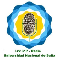Logo of radio station Radio Universidad Nacional de Salta